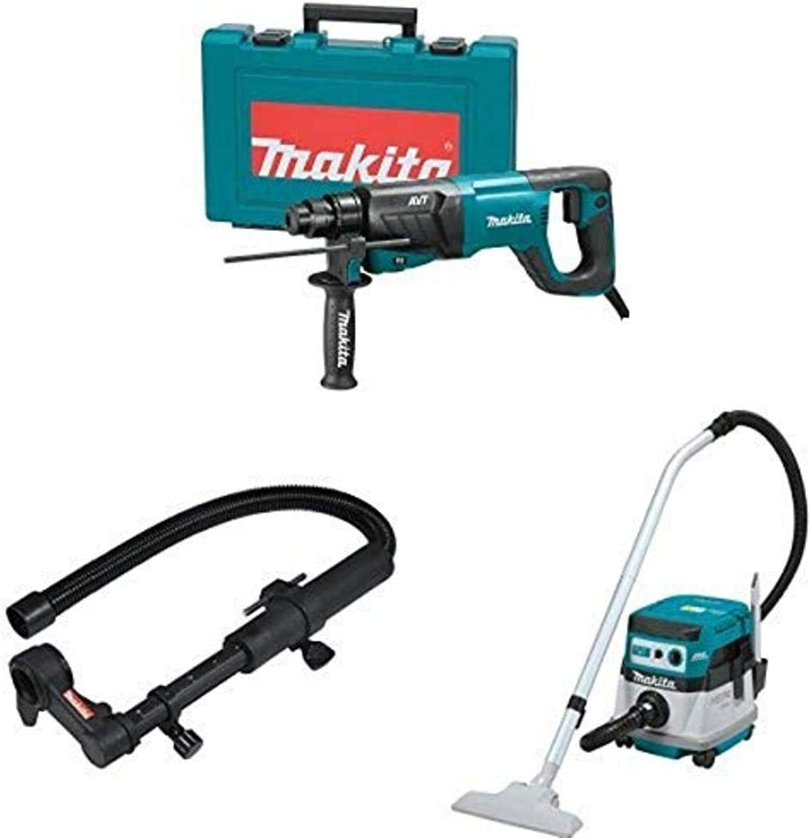 Makita HR2641 1-Inch AVT Rotary accepts Hammer SDS-PLUS bits Spring new work 2021new shipping free D
