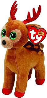 TY Beanie Babies 37238 Tinsel the Christmas Reindeer