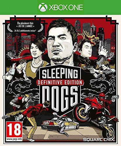 Square Enix Sleeping Dogs Definitive Ausgabe