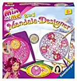 Ravensburger 29748 - 2-in-1 Mia and Me - Mandala-Designer -