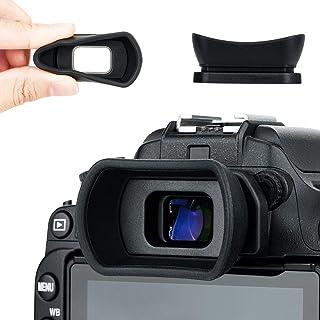 Kiwifotos Visor Ocular para Nikon D7500 D3500 D750 D7200 D7100 D7000 D5200 D5100 D5000 D3400 D3300 D3200 D3100 D610 D600 Eyecup