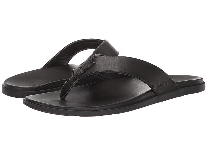 Nalukai Sandal Black/Black