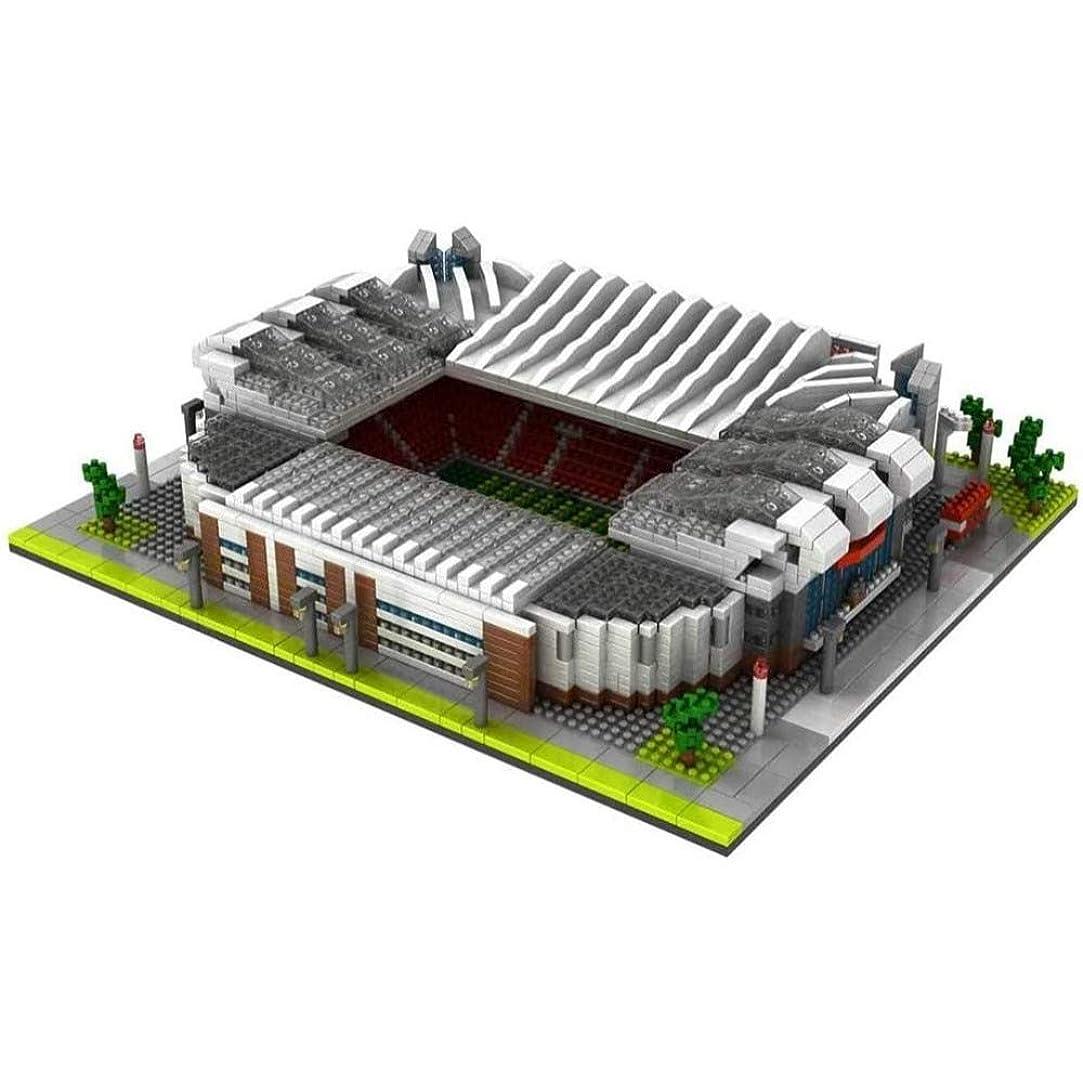 こだわり警戒次へサッカーフィールド3800 +ピースナノミニビルディングブロックキット児童館教育DIYおもちゃギフト
