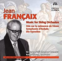 Music for String Orchestra by JEAN FRANCAIX (2012-11-29)