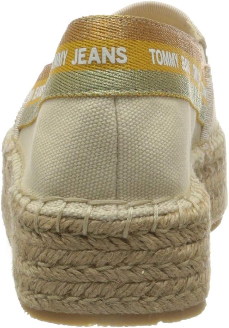 Tommy Jeans Flatform Espadrille Donna