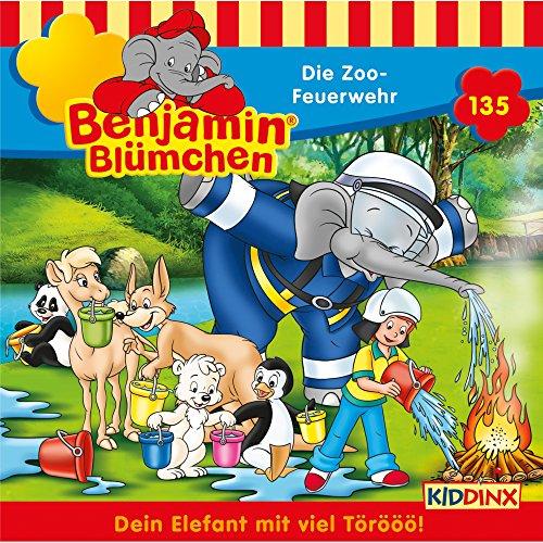 Die Zoo-Feuerwehr Titelbild