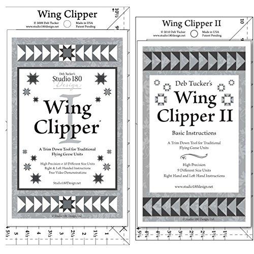 Studio 180diseño ala Clipper–1& Ala Clipper 2