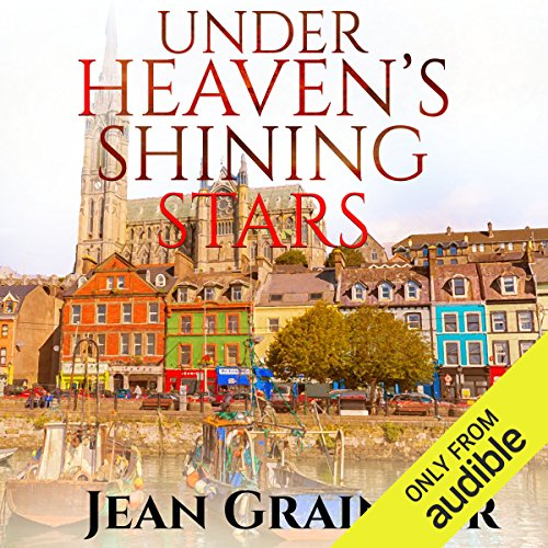 Under Heaven's Shining Stars audiobook cover art