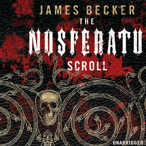 The Nosferatu Scroll audiobook cover art