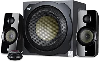 Woxter Big Bass 260 - Altavoces 2.1 (150W,Subwoofer de