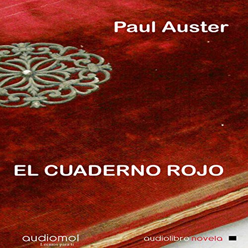 El cuaderno rojo [The Red Notebook] cover art