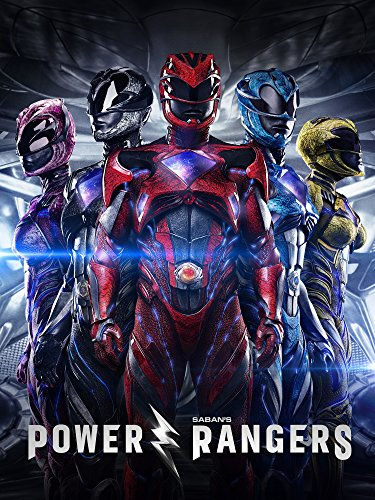 Power Rangers cover