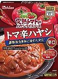 ハウスレトルト完熟トマトのハヤシライスソーストマ辛ハヤシ 180G ×10個