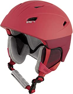 Rev Snowboard & Ski Helmet - with ASTM Certified Safety, Adjusting Ventilation System, Dial Fit, Goggles Compatible, Lightweight Snow Helmet for Men, Women & Youth