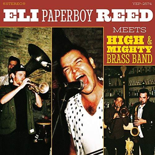 Eli Paperboy Reed Meets High & Mighty Brass Band [Vinilo]