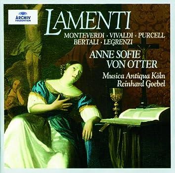 アリアンナの嘆き-ルネサンスとバロックの哀歌集
