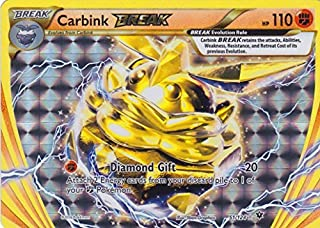 Pok?on Single Card - CARBINK BREAK #51/124 XY FATES COLLIDE by Pok?on Trading Card Game
