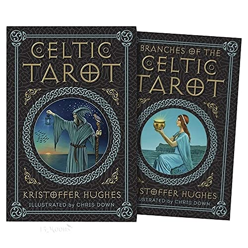 Celtic Tarot by Hughes & Down 918817