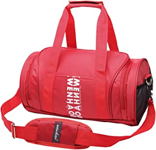 Yoga Mat Bag - Eco Friendly Extra Large Sports Bag-Perfect Gym Bag,Red