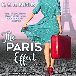 The Paris Effect audiobook cover art