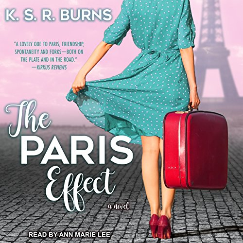The Paris Effect audiobook cover art