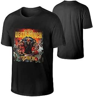 Man Five Finger Death Punch Got Your Six Breathable Light T-Shirt