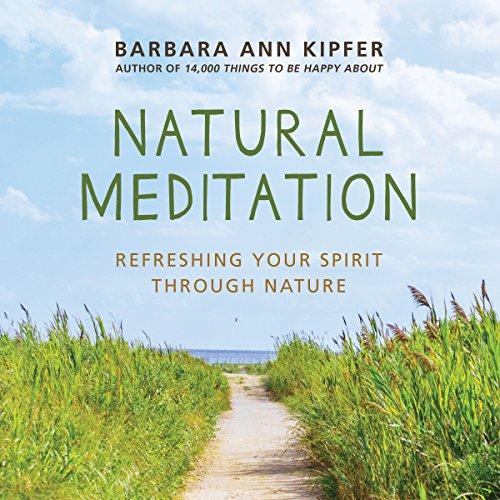 Natural Meditation audiobook cover art