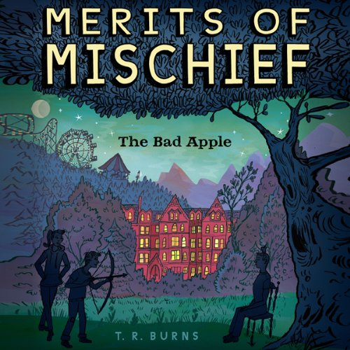 The Bad Apple audiobook cover art