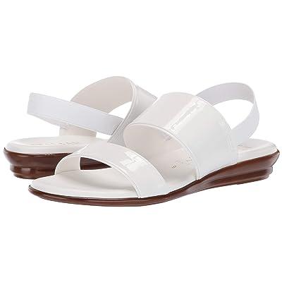 Italian Shoemakers Max-1 (White Patent) Women