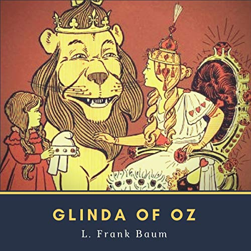Glinda of Oz cover art