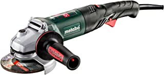 """Metabo - WEV 1500-125 RT - 5"""" Variable Speed Angle Grinder - 3, 500-11, 000 Rpm - 13.2A W/Lock-On, RAT Tail (601243420 15..."""