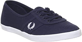 Fred Perry Aubrey Womens Sneakers Blue