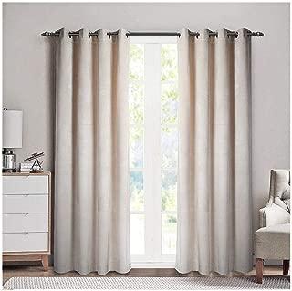 Best beige velour curtains Reviews