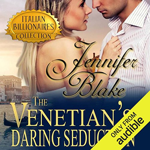 The Venetian's Daring Seduction audiobook cover art