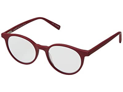 eyebobs Case Closed (Matte Red) Reading Glasses Sunglasses