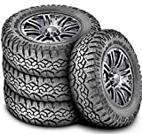 305/70R18 Tires - Set of 4 (FOUR) Kanati Trail Hog A/T-4 All-Terrain Tires-LT305/70R18 126/123Q LRE 10-Ply