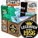 Legenden 1956 - Geschenkpaket Pflege DDR - Geburtstag Frau