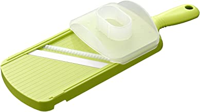 Kyocera Wide Julienne Slicer with Handguard Julienne Slicer, Green, CS-182S-NGN