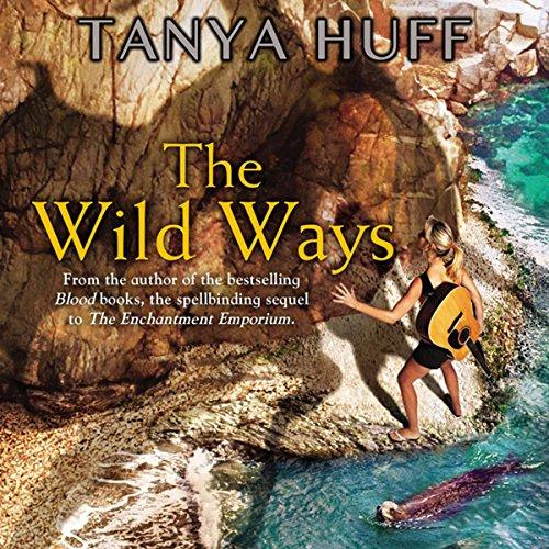 The Wild Ways audiobook cover art