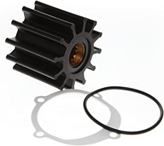 Water Pump Impeller Kit Replaces 09-812B-1 Johnson F6B-9 102480501 -