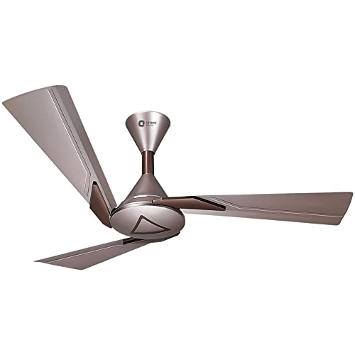 "Orient Electric Orina 48"" Ceiling Fan Copper Brown 48"" 1200Mm"
