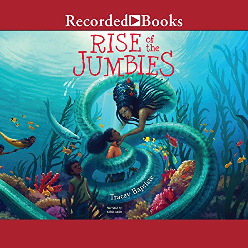 Rise of the Jumbies audiobook cover art