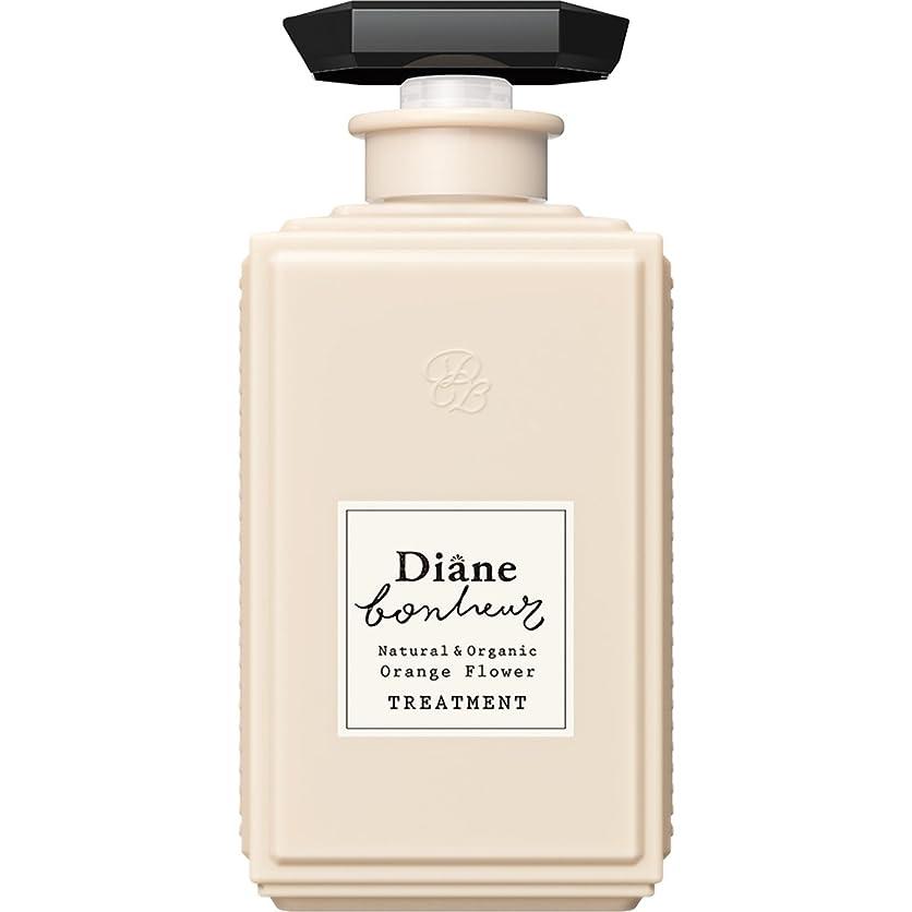 枢機卿警告する勇敢なダイアン ボヌール オレンジフラワーの香り モイストリラックス トリートメント 500ml