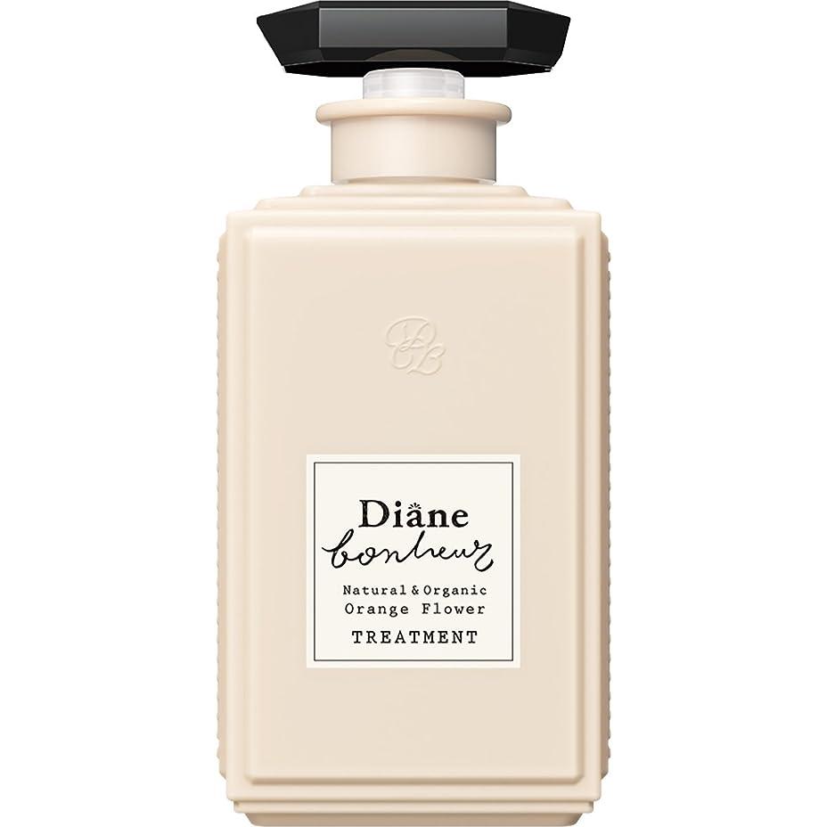 タックルボス休眠ダイアン ボヌール オレンジフラワーの香り モイストリラックス トリートメント 500ml