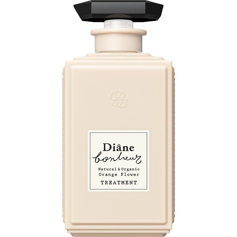 空いているメッセンジャー魅了するダイアン ボヌール オレンジフラワーの香り モイストリラックス トリートメント 500ml