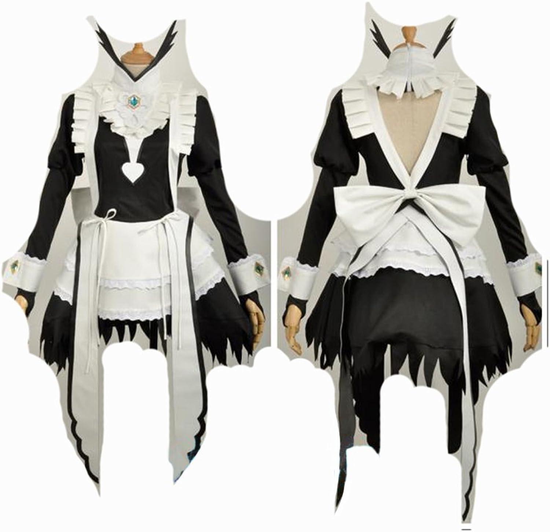 Fire Emblem Fates Felicia Dress Cosplay Costume