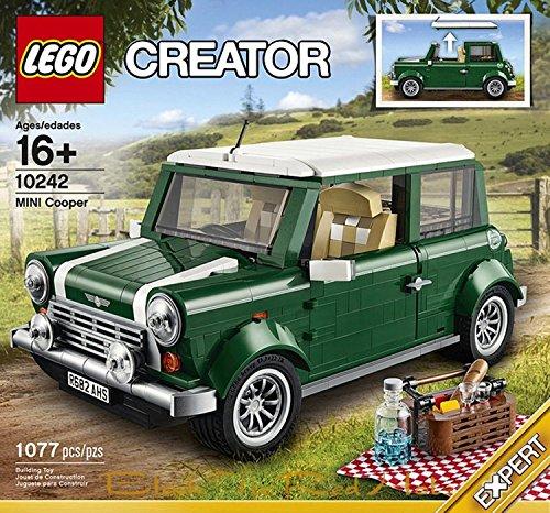 LEGO Creator Mini Cooper 10242 by LEGO