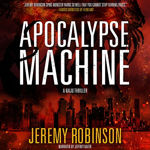 Apocalypse Machine cover art