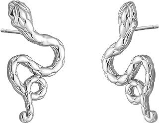 JUST CAVALLI Earrings, Sempre, Silver Color-JCER00950100