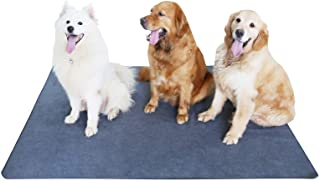 Non-Slip Dog Pads 65 x 48, Washable Puppy Pads with Fast Absorbent, Waterproof for Training, Whelping, Housebreaking, for ...